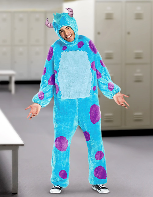 Adult Sulley Monsters Inc Costume