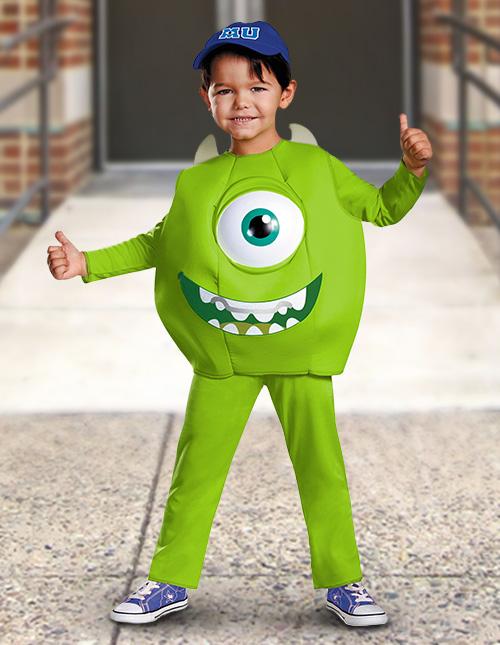Mike Wazowski Toddler Costume