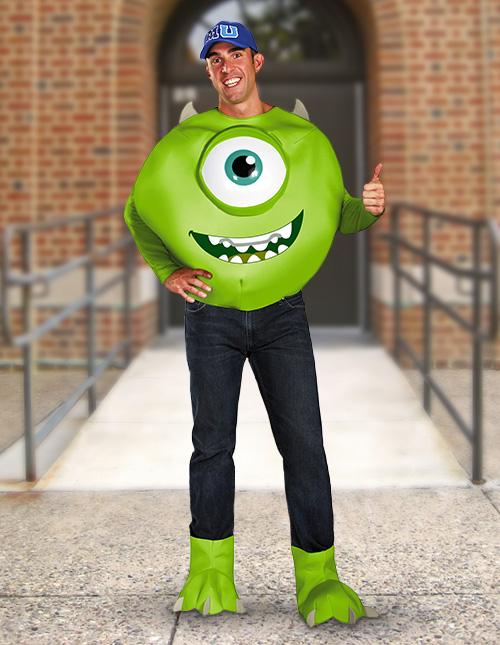 Mike Wazowski Halloween Costume