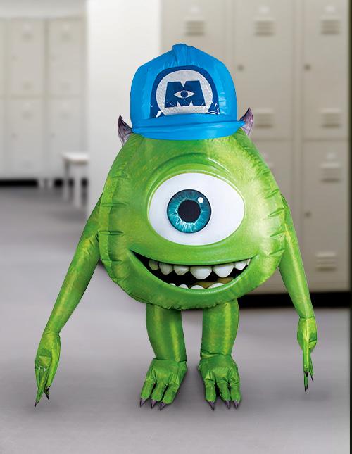 Mike Wazowski Inflatable Costume
