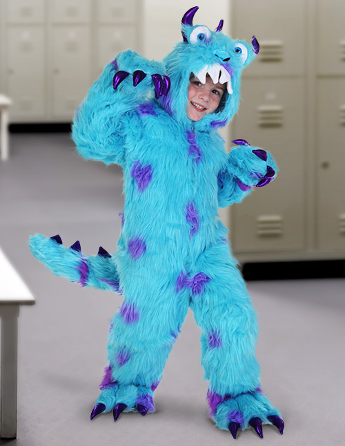 Sulley Costume for Kids