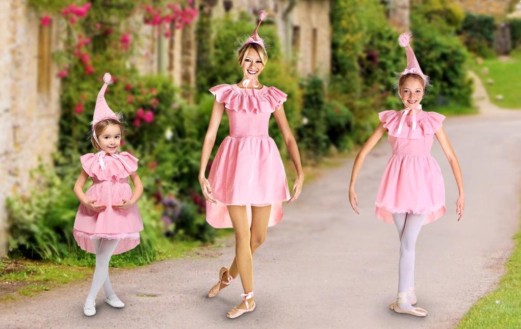 Ballerina Munchkin Costume