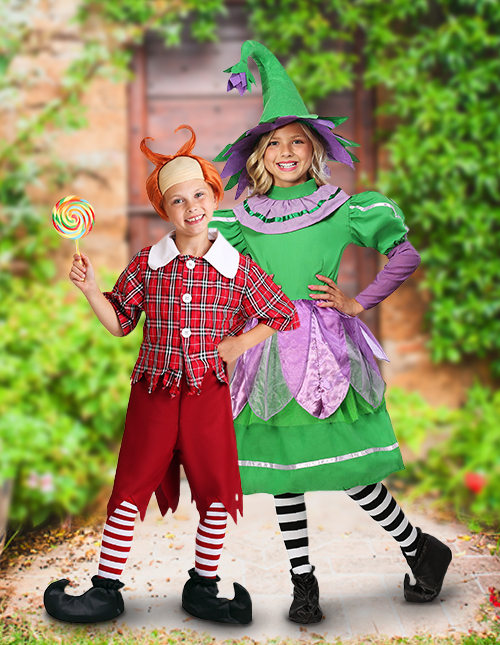 Wizard of Oz Costume for Kids