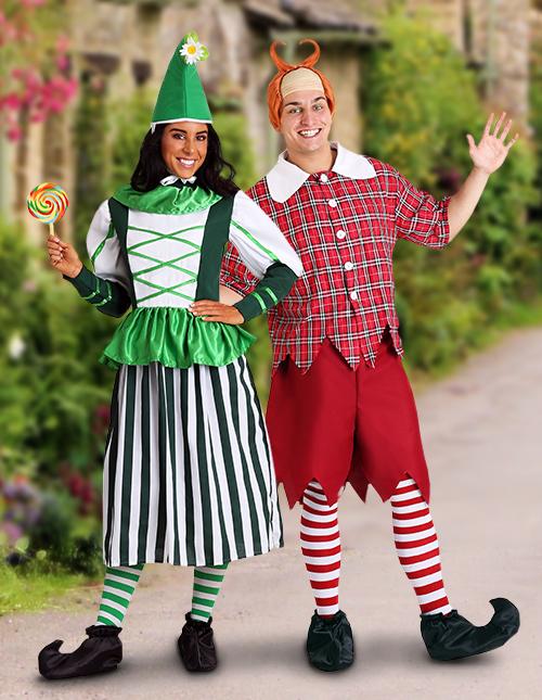 Wizard of Oz Munchkin Costume
