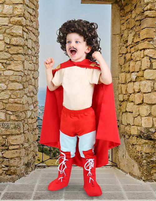Nacho Libre Kid's Costume