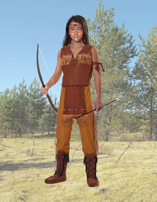 Boy's Indian Costume