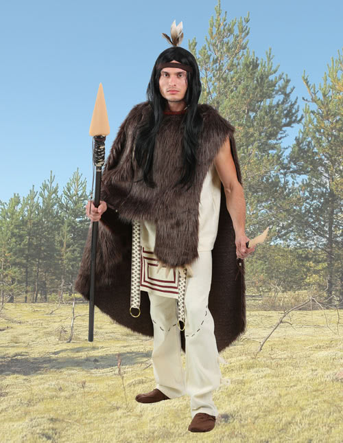 Indian Chief Costume