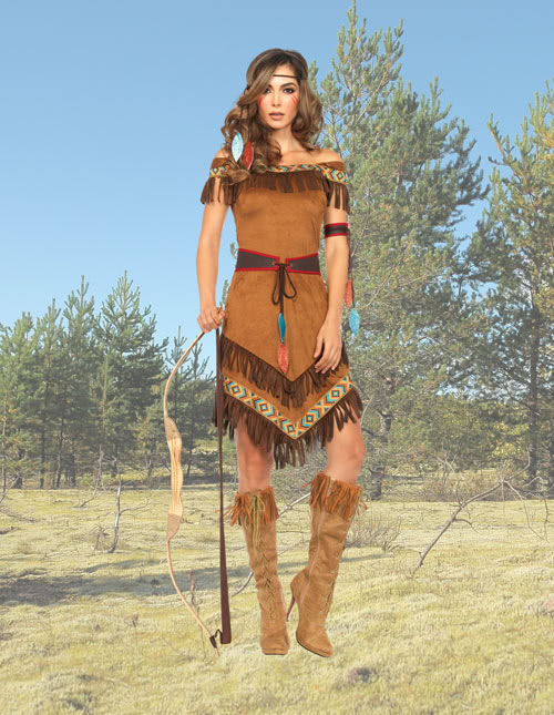 792312523b9 Native American Costumes - HalloweenCostumes.com