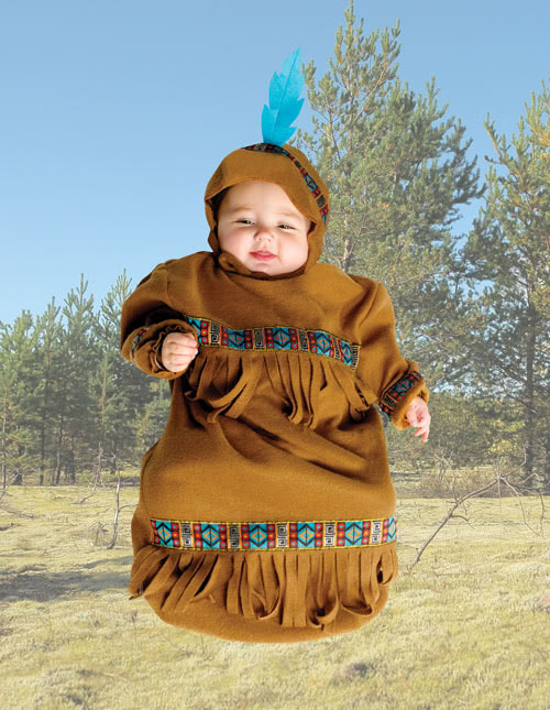 Baby Indian Costume