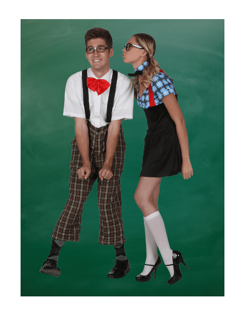Nerd Costume Ideas