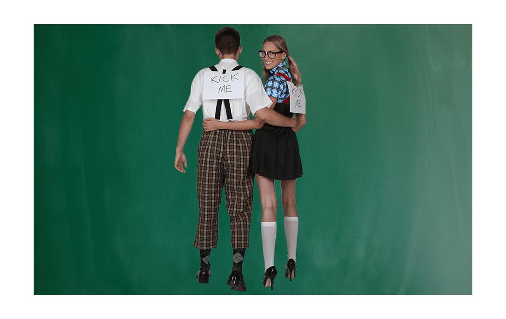 f0bed06c2 Nerd Costumes - Adult Nerd and Geek Costume Ideas - Sexy Girl Nerd ...