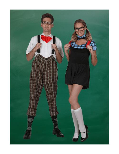 Nerd Suspenders