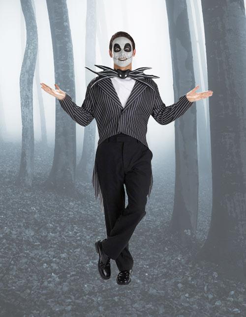 Men's Jack Skellington Costume