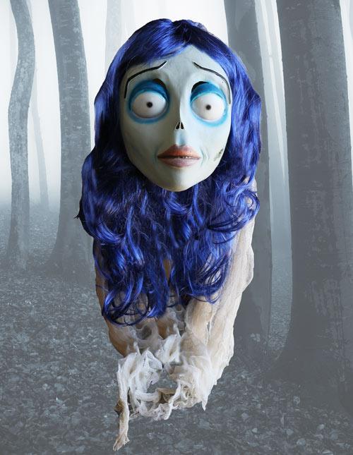Corpse Bride Mask