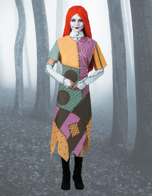 Adult Sally Costume