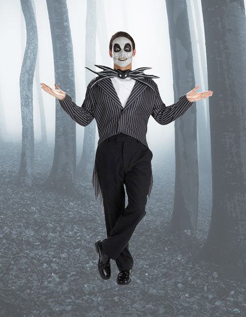 Men's Jack Skellington Costume