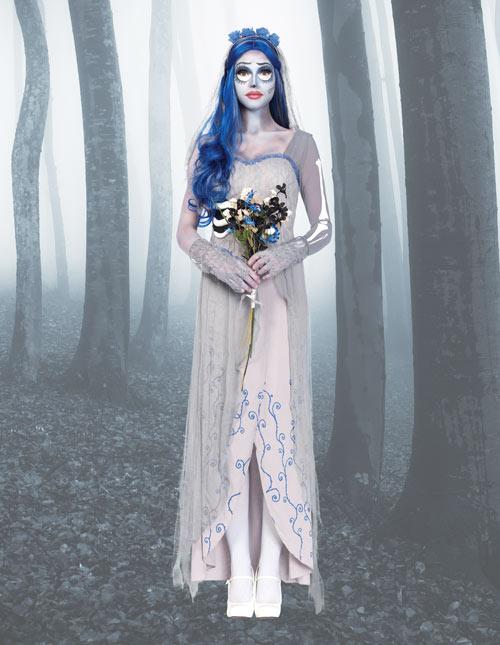 Corpse Emily Costume