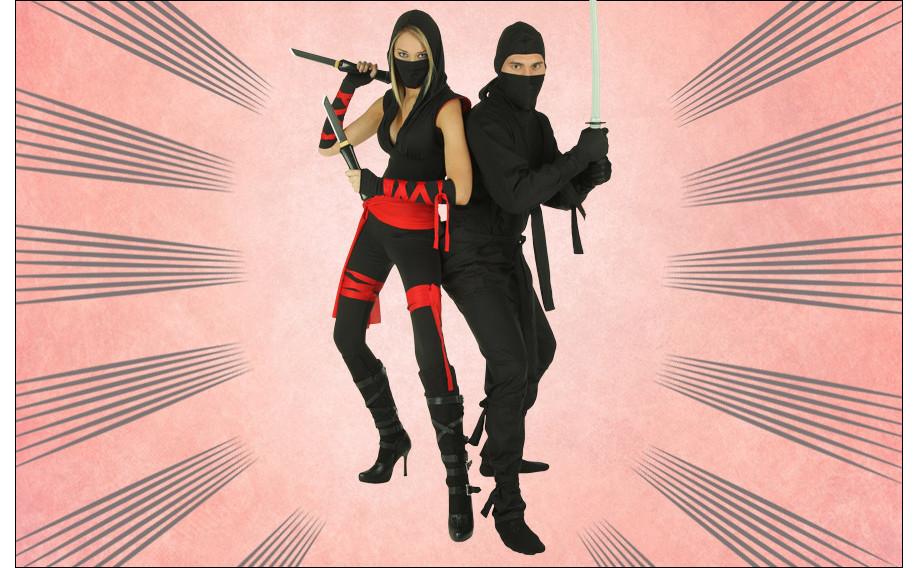 Adult Ninja Costumes