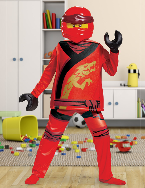 Kai Ninjago Costume