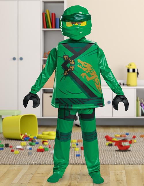Lloyd Ninjago Costume