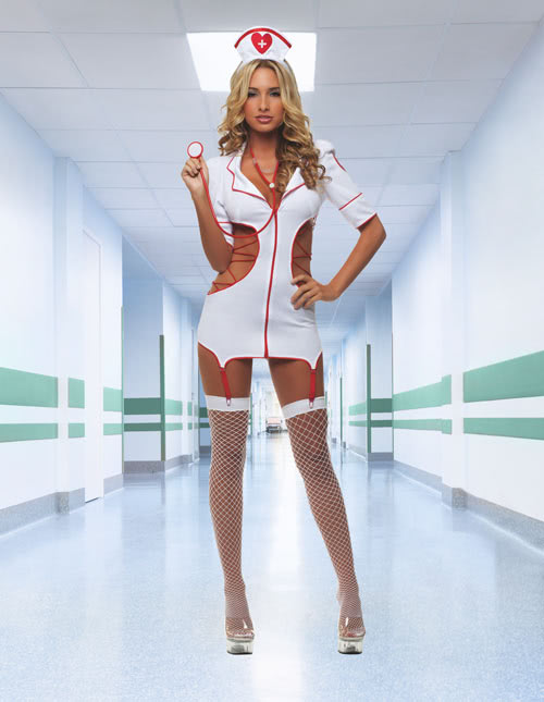 Film sexy nurse young