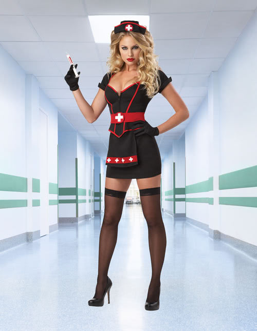 Night Nurse Costume