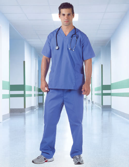 Male Nurse Costume