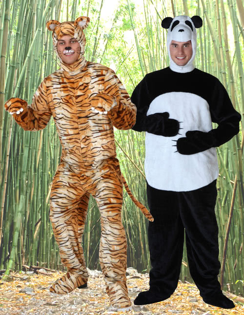 Kung Fu Panda Costume