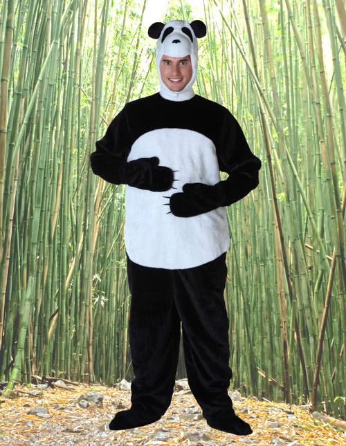 Adult Panda Costume