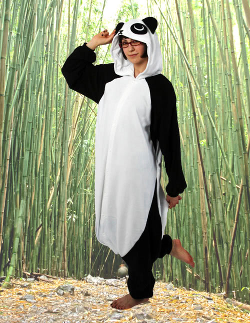 Panda Suit Kigurumis
