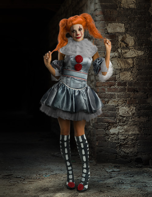 Female Pennywise Costume