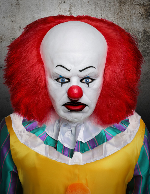 Pennywise Clown Mask