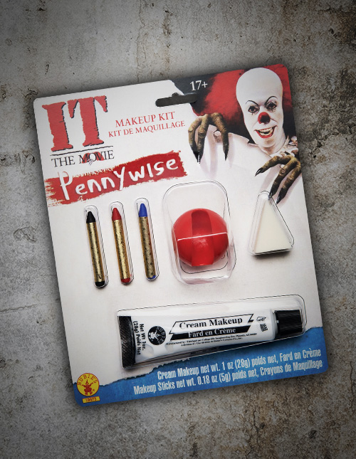 Pennywise Makeup Kit