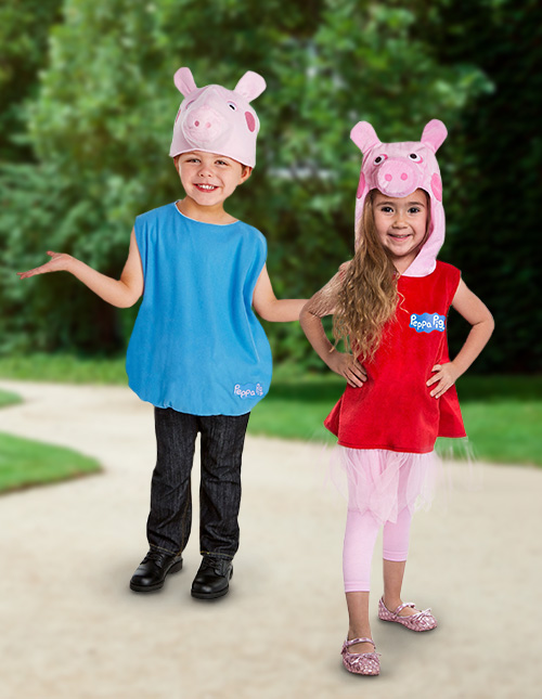 Peppa Pig Costume for Toddlers