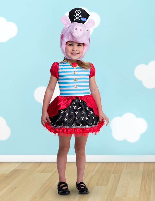 Peppa Pig Halloween Costume