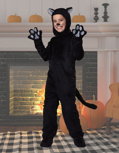 kids cat costume
