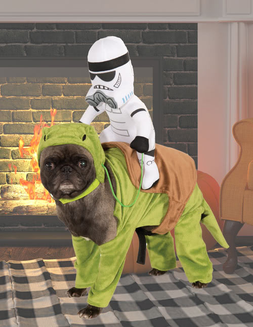 Dewback Dog Costume & Pet Costumes - Cat u0026 Dog Halloween Costumes - HalloweenCostumes.com
