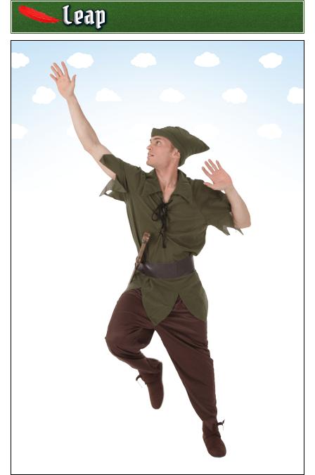 Leap Pose