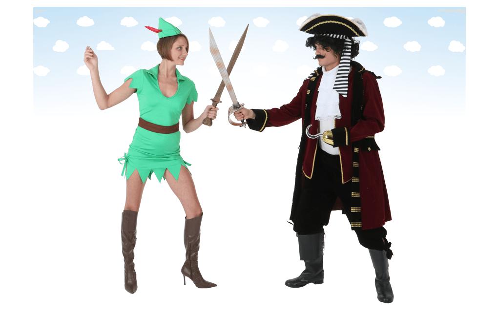 141c7ddfffa93 Peter Pan & Tinkerbell Costumes - HalloweenCostumes.com