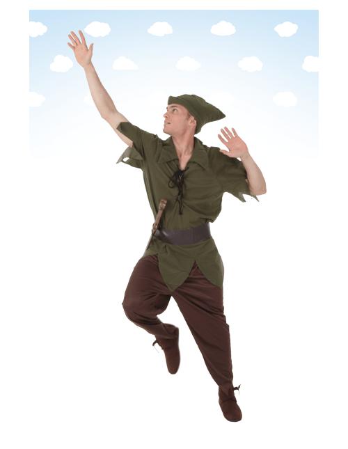 Peter Pan Costume for Men