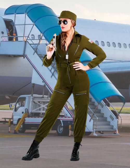 Pilot Costumes & Flight Attendant Costumes