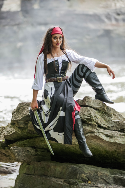 Pirate Maidens Just Wanna Have Fun! Costume
