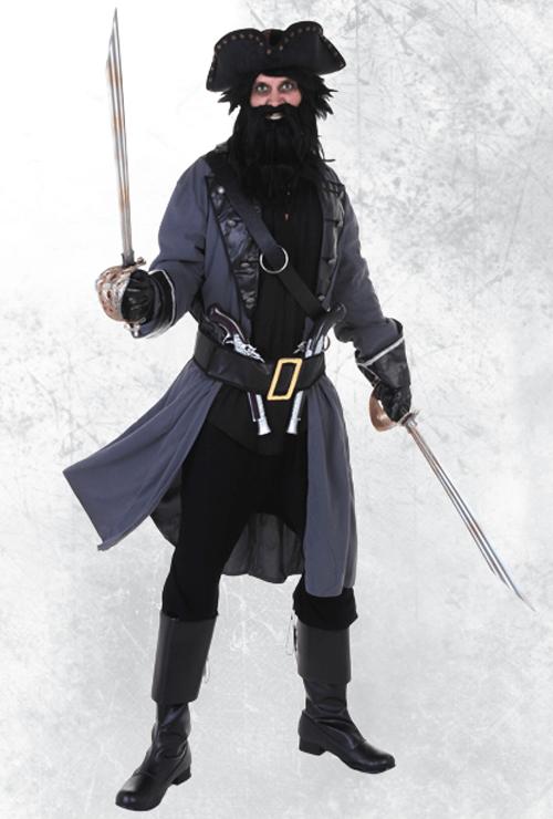 Blackbeard Costume