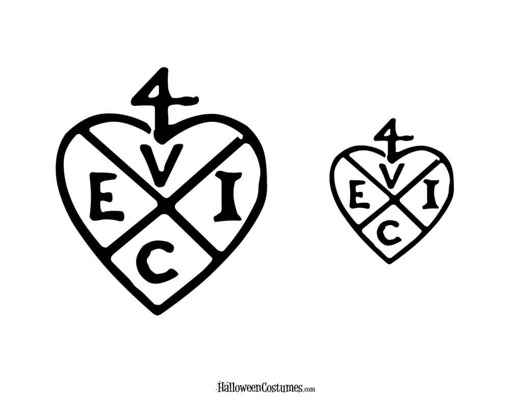 British East India Trading Company Logo Printable