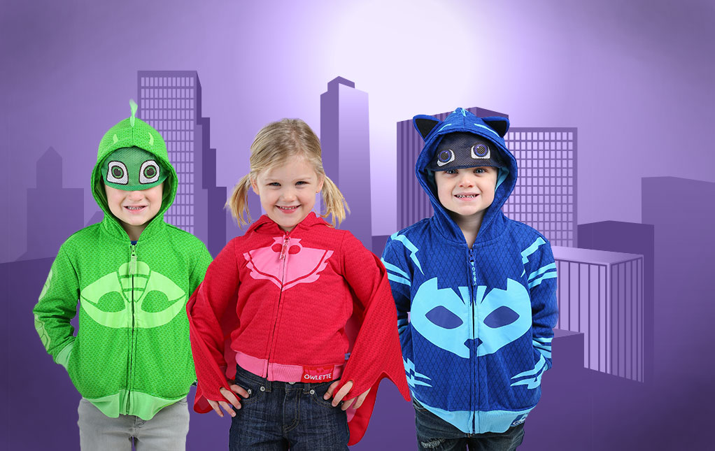 Disney PJ Masks Costumes