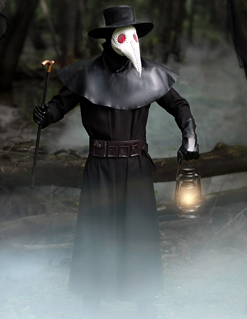 Adult Plague Doctor Costume