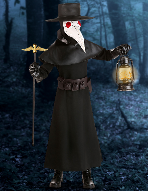 Plague Doctor Costume for Kids