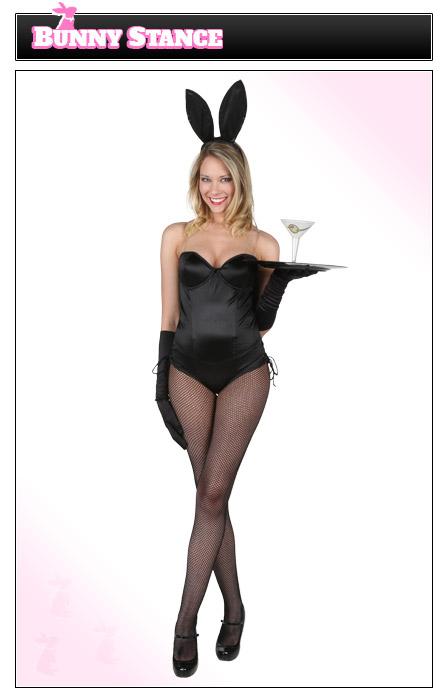 Playboy Bunny Pose - Bunny Stance