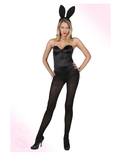 Playboy Bunny Costume Tights