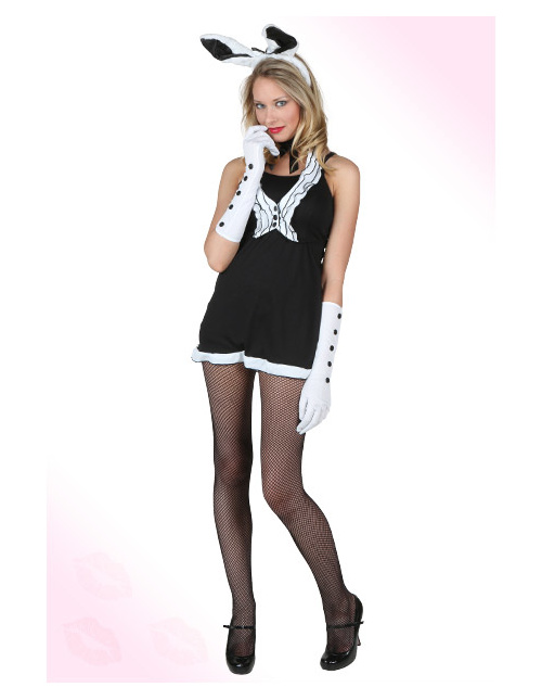 Playboy Bunny Dress Costume
